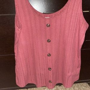 Women's maurices tank top